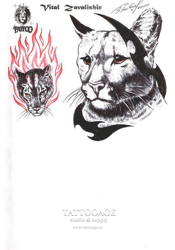 Кошка кошка тату салон tattooage