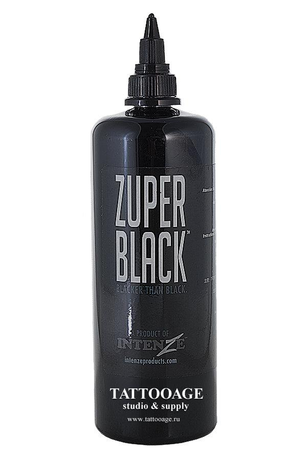 Intenze intenze zuper black for Zuper black tattoo ink intenze